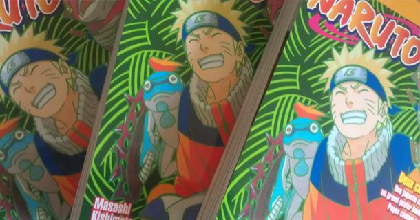 Naruto Version Collector Tome 5