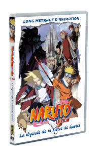 Narutolegende-dvd