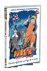 Narutolune-dvd