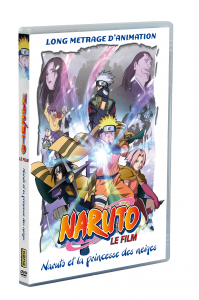 Narutoprincess-dvd