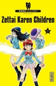 zettai-karen-children-tome-1