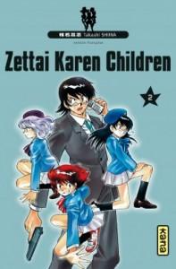 zettai-karen-children-tome-2