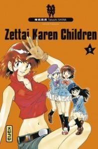 zettai-karen-children-tome-5