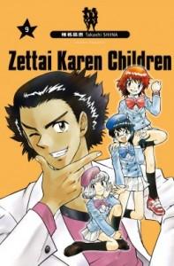 zettai-karen-children-tome-9