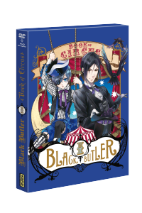 Black Butler-Book of Circus Vol.1