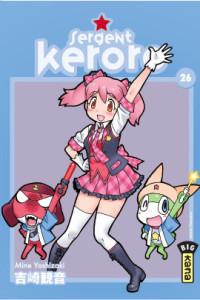 couverture keroro26