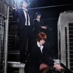 Akane, Kogami et Nobuchika par Viospace
