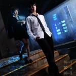 Kogami et Akane par Dat-baka