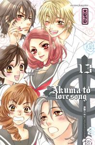 akuma-to-love-song-t13
